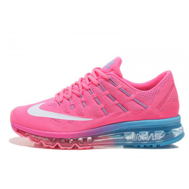 Nike Air Max 2016 розовые